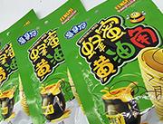 鲁鲁仔蜂蜜黄油角50克