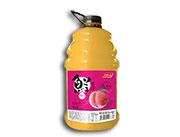 美格�z�r果榨水蜜桃汁2.5L