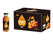 林盛果缘生榨沙棘汁饮料270ml×8瓶