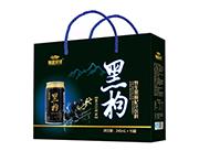 林盛果缘野生黑枸杞汁饮料245ml×10罐
