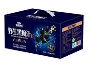 林盛果缘野生黑枸汁310ml×8罐