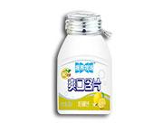 �界牧�鼍SC爽口含片��檬味38克