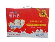 华援营养多乳酸菌饮品箱