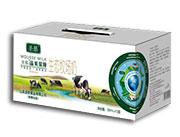 圣慕生态牧场奶250ml×12盒箱装