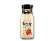 爱米克草莓乳味饮料320ml