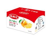 256gx12瓶桔子罐头彩箱