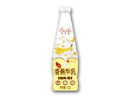 芭思客香蕉牛乳1.25L