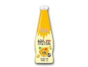 芭思客杨枝甘露混合果汁1.25L(芒果+黄桃)
