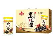 全福八宝黑米粥礼盒320gx12罐