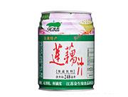 金生缘荷润莲藕汁248ml