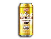 富维小麦王啤酒500ml