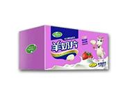 意美特羊奶片蔓越莓味箱装