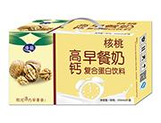 浩能高钙核桃早餐奶250ml×20盒