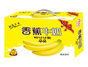 睿田香蕉牛奶果味饮料礼盒