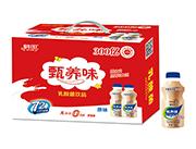 鹤田甄养味原味发酵乳酸菌340ml×12瓶