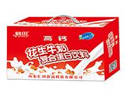 鹤田高钙花生牛奶复合蛋白饮料礼盒