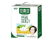 鹤田豆真豆原味豆奶