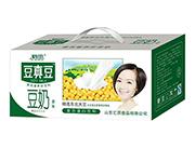 鹤田豆真豆原味豆奶礼盒