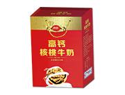 鹤田高钙核桃牛奶246ml×16盒
