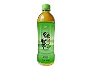 乐牛绿茶饮料500ml