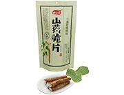 穗之杰海苔烧烤味山药脆片50g