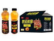 济沃奥运能量牛磺酸型维生素果味饮料饮料600ml×15瓶