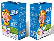 慧能多西游�乳酸菌�品250ml×12盒奶嘴瓶�{�Y盒