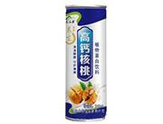 上山果高�}核桃植物蛋白�料240ml
