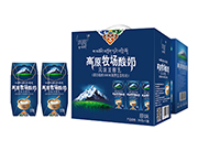圣湖高原牧场酸奶风味发酵乳200g×12盒