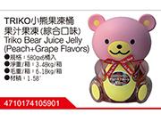 小熊果冻桶粉色