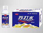 济沃苏打水果味饮料饮料350ml×24瓶