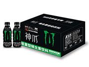 谋家神爪能量型维生素饮料380ml×24瓶