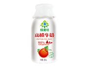 �G磨坊山楂牛奶380ml
