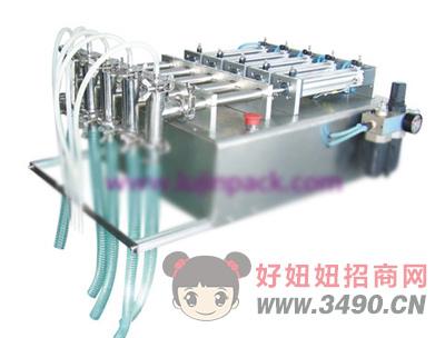 露金GFA-W-5五头液体灌装机