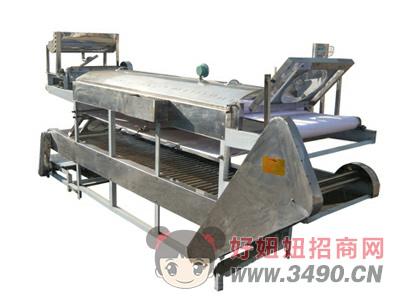 裕华多功能蒸汽凉皮机JM800型