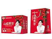 昌露山楂果茶�Y盒