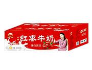 恒养道阿胶红枣牛奶250mlx16