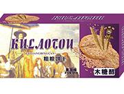 酷老头粗粮饼干黄豆味100g