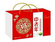 沧州养元中老年无蔗糖饮品250mlx12盒
