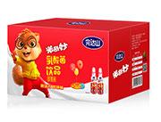 完�_山米奇妙乳酸菌�品草莓味200mlx24瓶