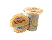洛之洲麦香豆奶植物蛋白饮料340ml