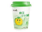 太行明珠绿豆味小米粥33g