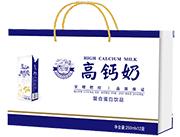 高钙奶复合蛋白饮品250ml×12盒(木盒)