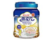 明太郎燕麦片