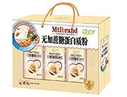 明太郎�o加蔗糖蛋白�|粉720g�_窗�Y盒