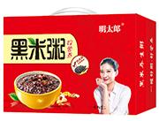 明太郎黑米粥�Y盒