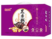 明太郎黑米粥320g�Y盒