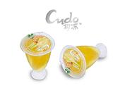 72g酒杯型菠萝味果冻