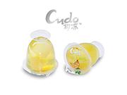 68g酒杯型菠萝味果冻