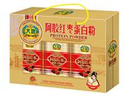 大地阿胶红枣蛋白粉618g